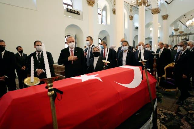 Turkey Armenians Funeral