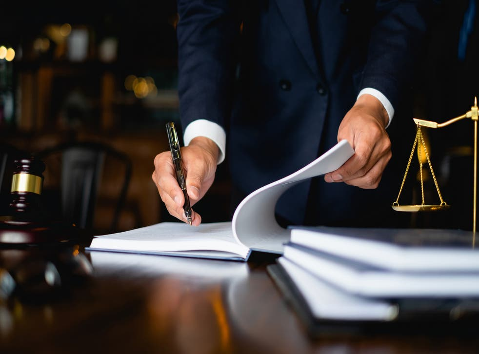 Someone is having a laugh, newly qualified lawyers aren't worth £142,000 |  The Independent