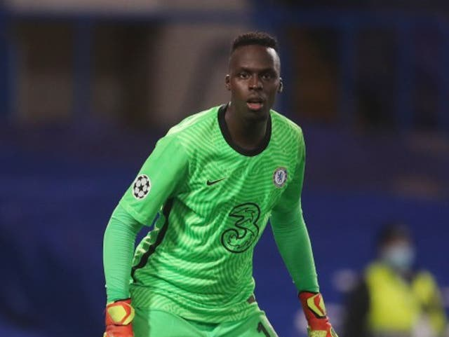 Mendy is proud of his role as the only African Premier League goalkeeper