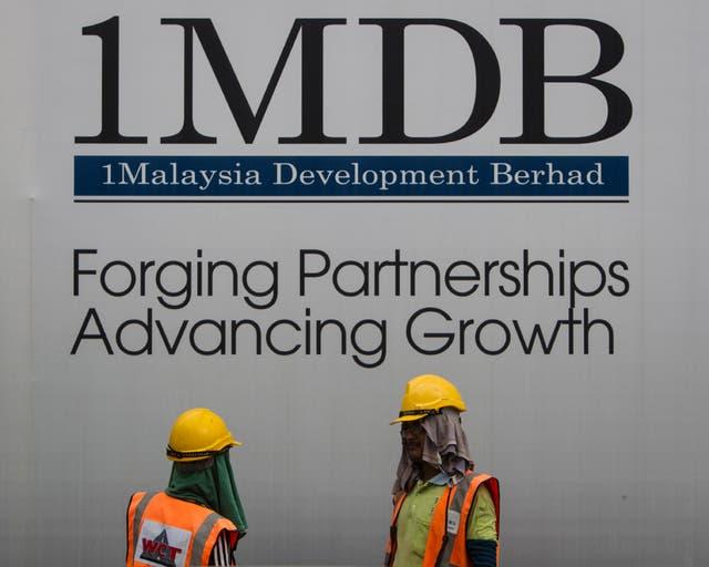 Malaysia US Goldman Sachs
