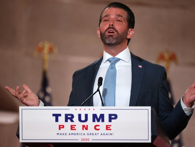 Donald Trump Jr Latest News Breaking Stories And Comment The Independent