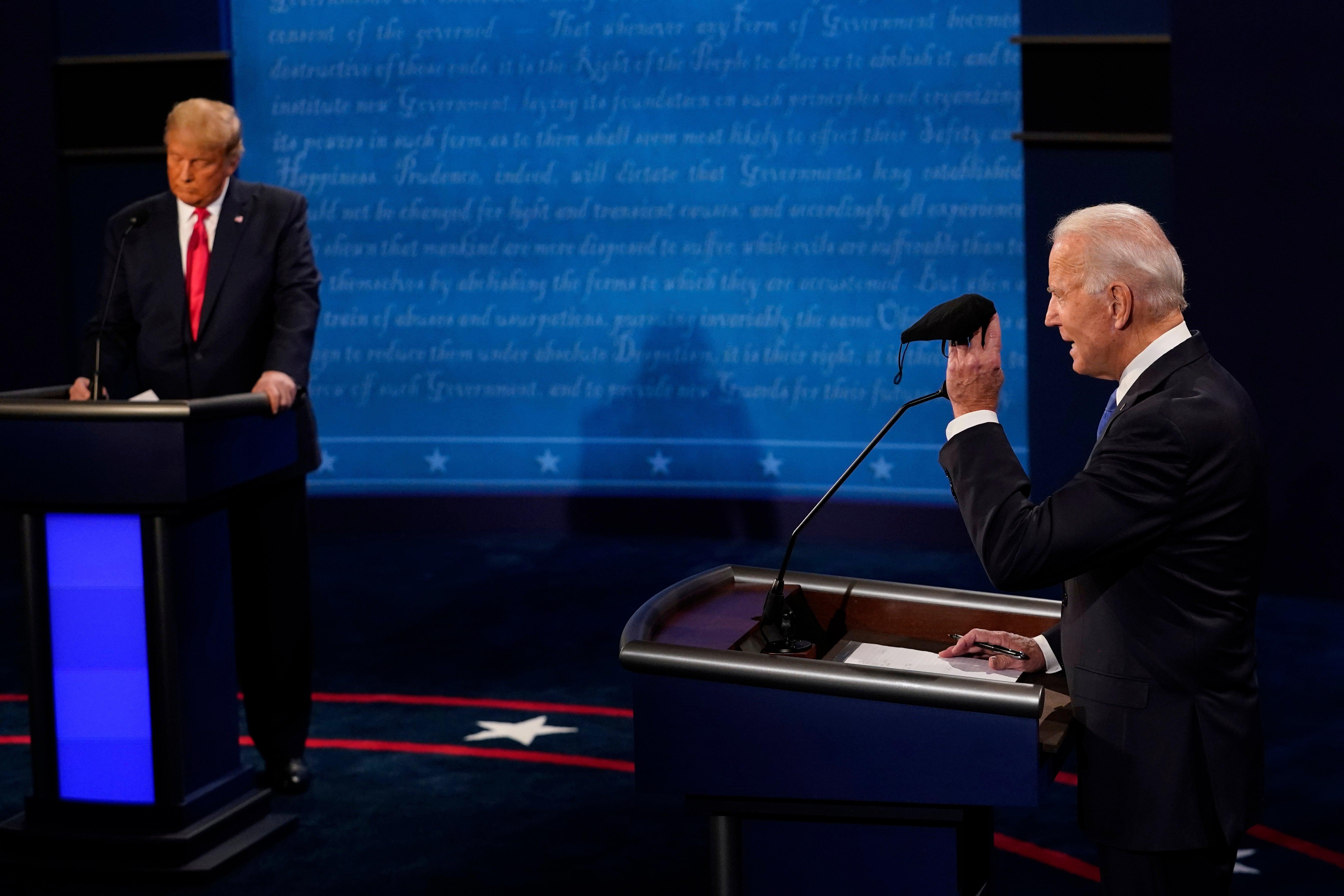 GOP pounces on Biden's debate pledge to 'transition' away oil industry