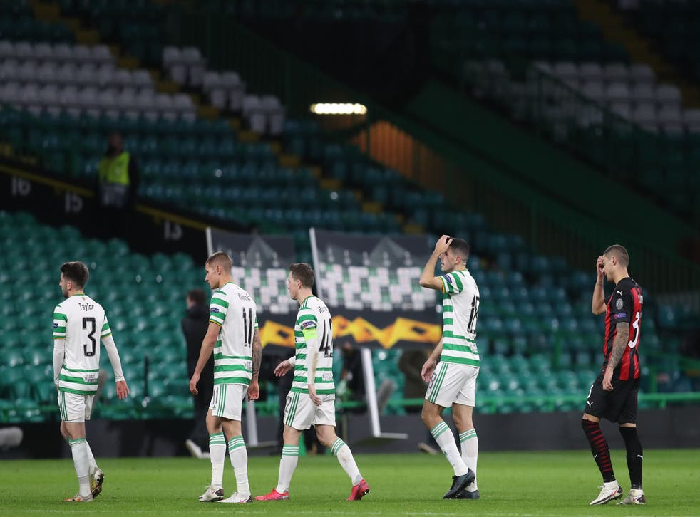 Celtic suffered another tough loss