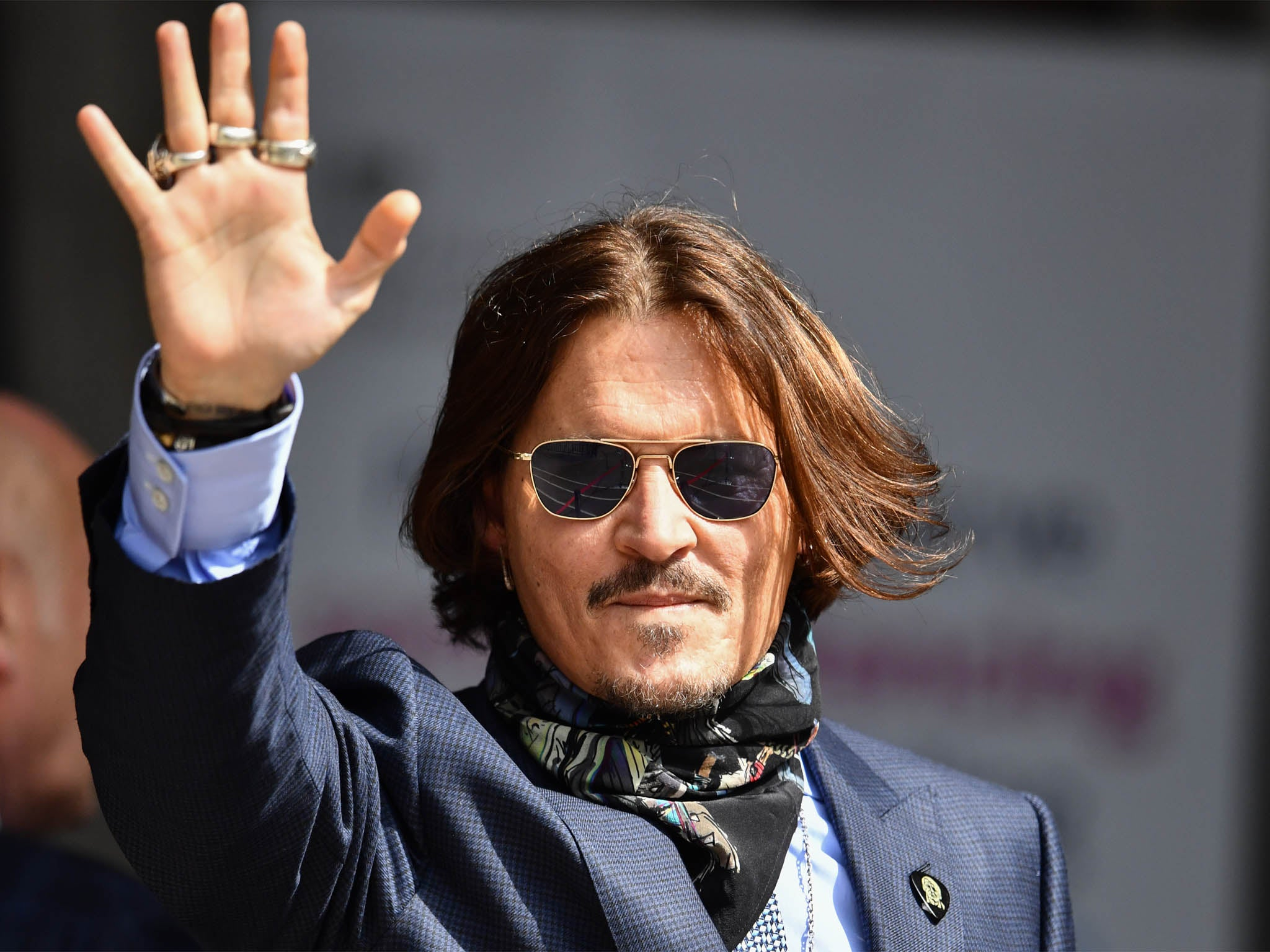 Johnny Depp Leaves Fantastic Beasts Franchise As He Breaks Silence On Libel Defeat The Independent