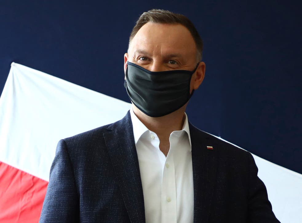 <p>A local author and journalist could face prison for calling Poland's president Andrzej Duda a 'moron'</p>