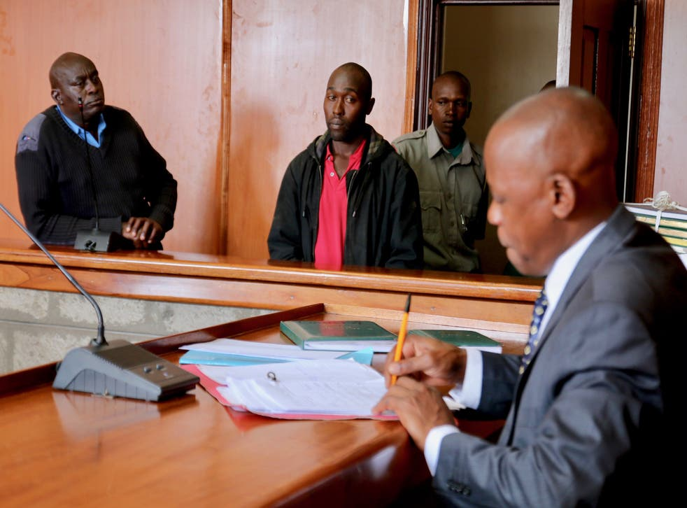 Zachary Mboya Kinyua was convicted by Senior Resident Magistrate Phillip Mutua after he was found guilty of possessing two elephant tusks.