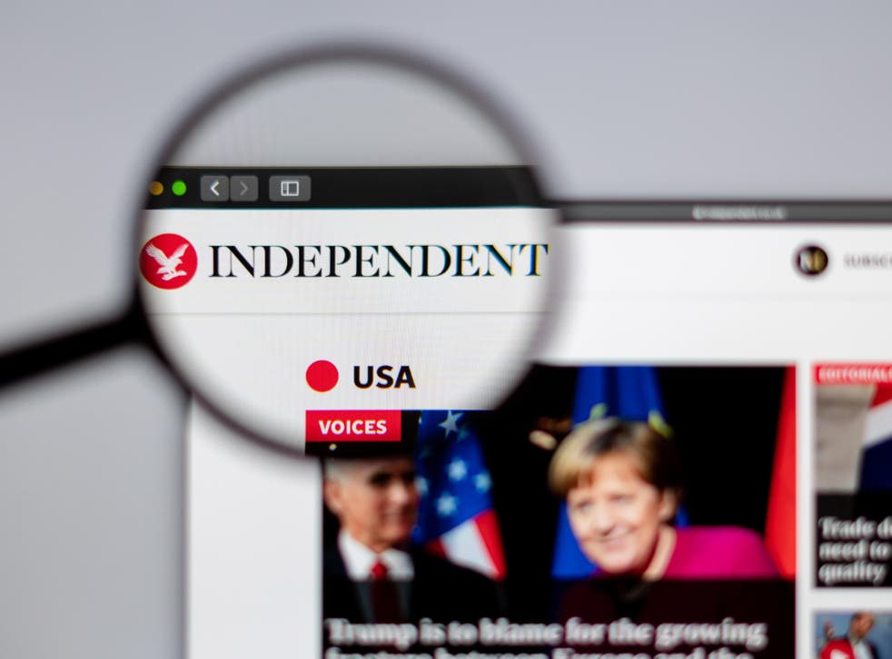 The Independent is one of thousands of news outlets across the world that has been assessed by NewsGuard for credibility