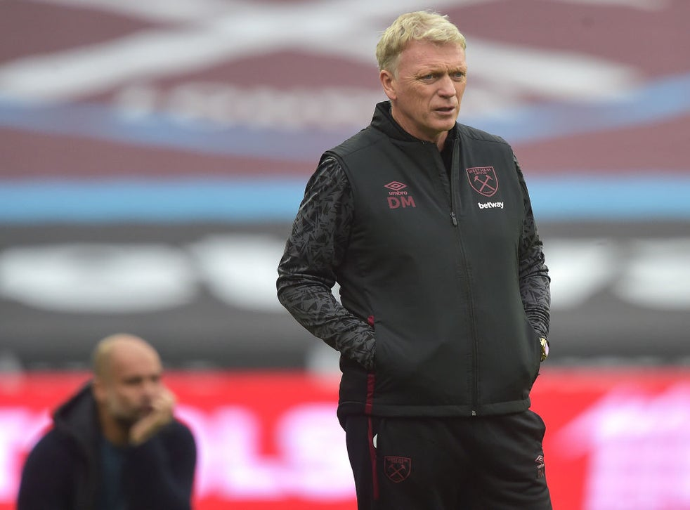 <p>David Moyes is among a number of managers to voice their support</p>