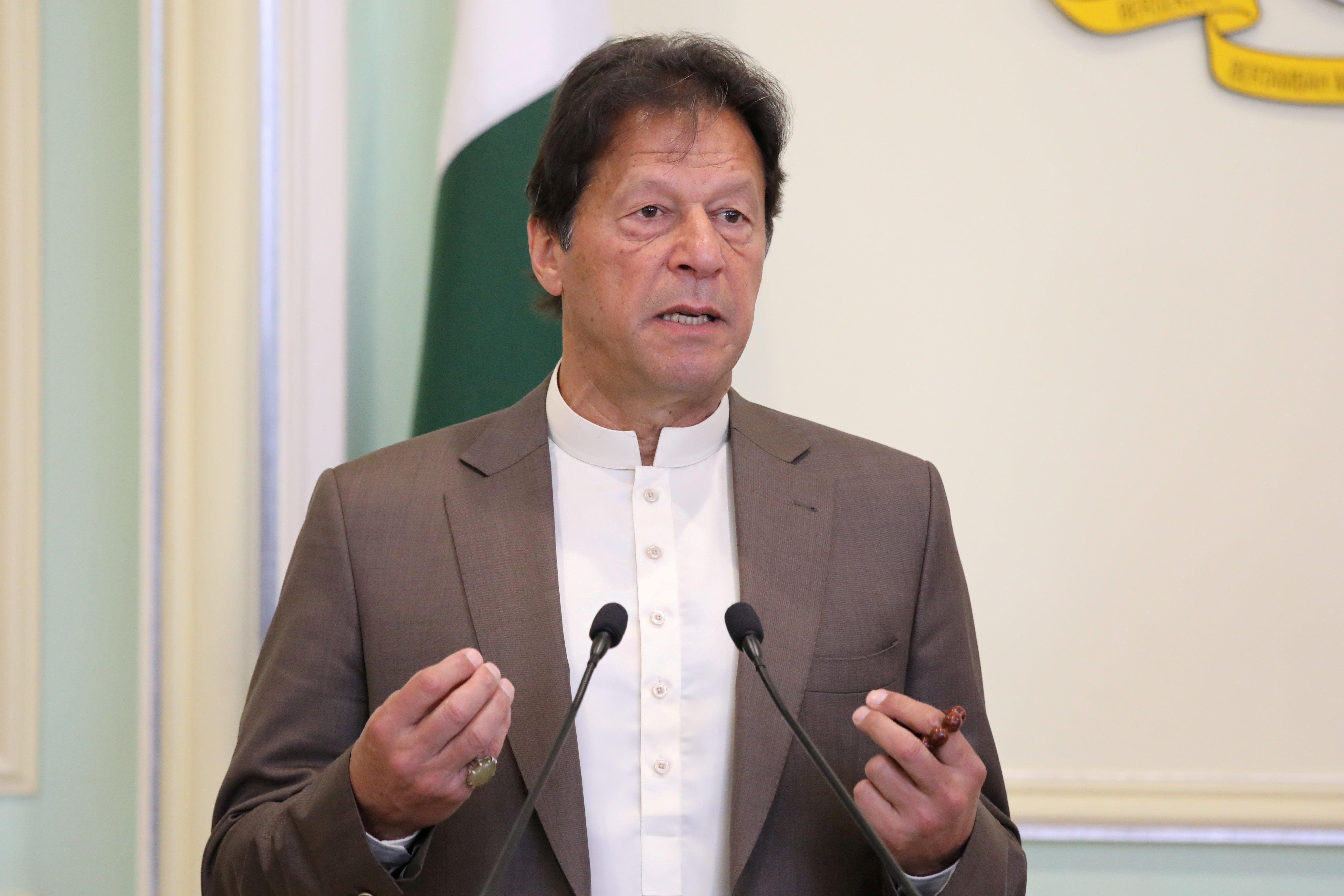 independent.co.uk - Mayank Aggarwal - Imran Khan asks Facebook for ban on Islamophobia 'just like ban on Holocaust denial'