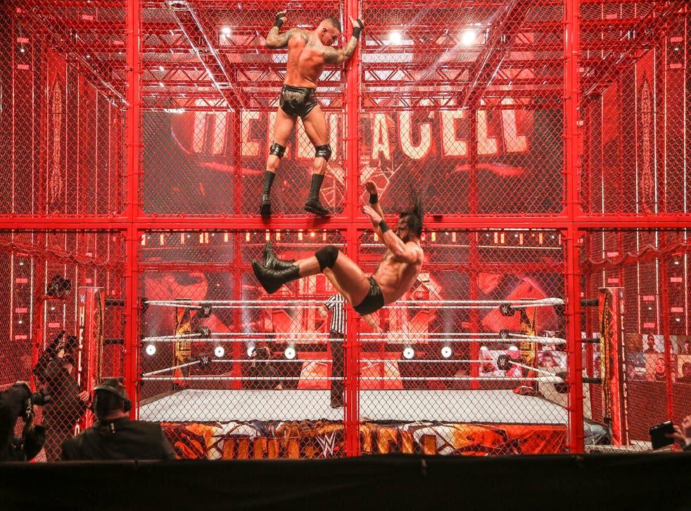 Randy Orton defeated Drew McIntyre