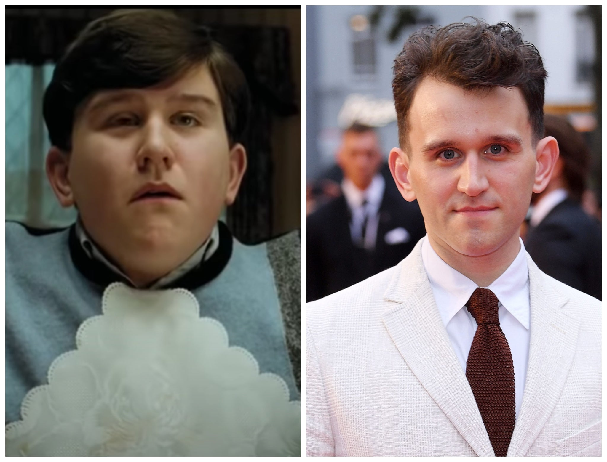 the queen s gambit star harry melling says weight loss means people no longer recognise him from harry potter the independent the queen s gambit star harry melling