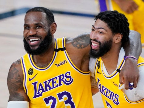 Ranking LeBron James' best ever teammates after Lakers title
