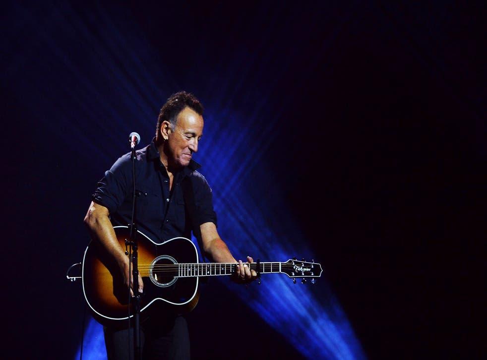 Music Bruce Springsteen