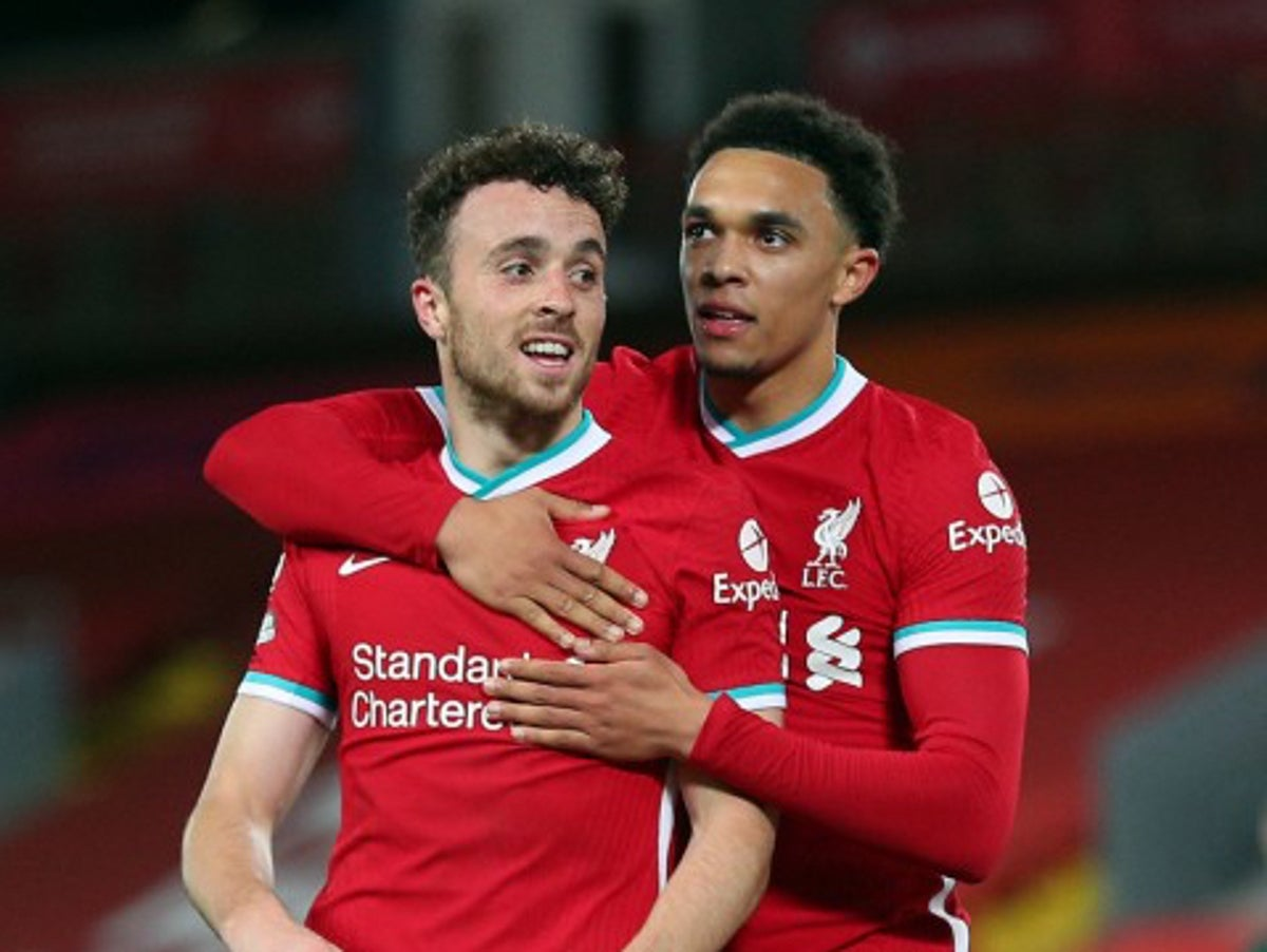 liverpool news why diogo jota is already everything they wanted him to be the independent liverpool news why diogo jota is