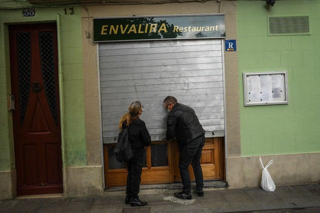 España se convirtió en el primer país de Europa en superar el millón de contagios de COVID-19