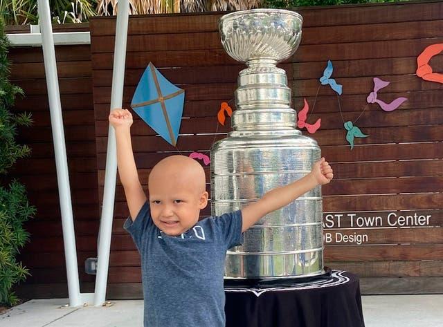 Virus Outbreak One Good Thing Stanley Cup Hockey