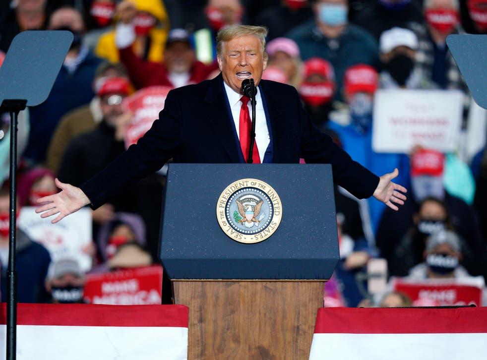El 'Proyecto Lincoln' se formó en 2019 y ha publicado varios anuncios en los últimos 10 meses criticando al presidente y su administración.