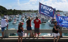 Trump's Florida neighbours reflect on potential life after White House