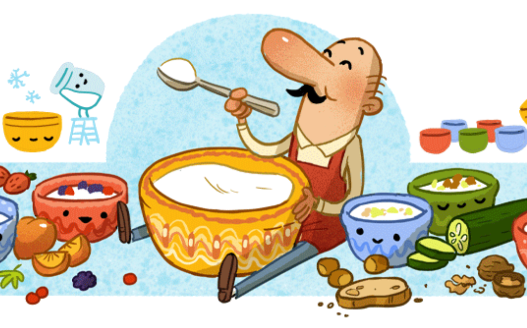 Who was Stamen Grigorov and what did he discover about yoghurt?