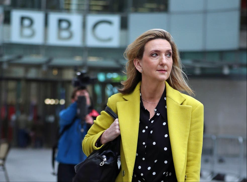 Victoria Derbyshire has apologised after saying she would break the 'rule of six' at Christmas