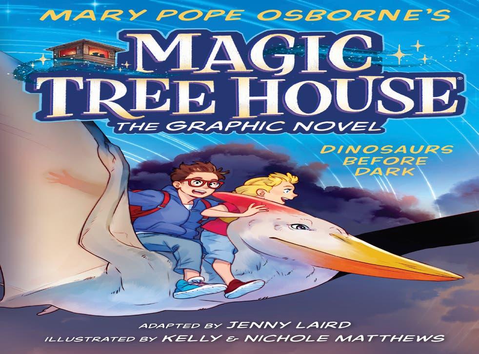 Books-Magic Tree House