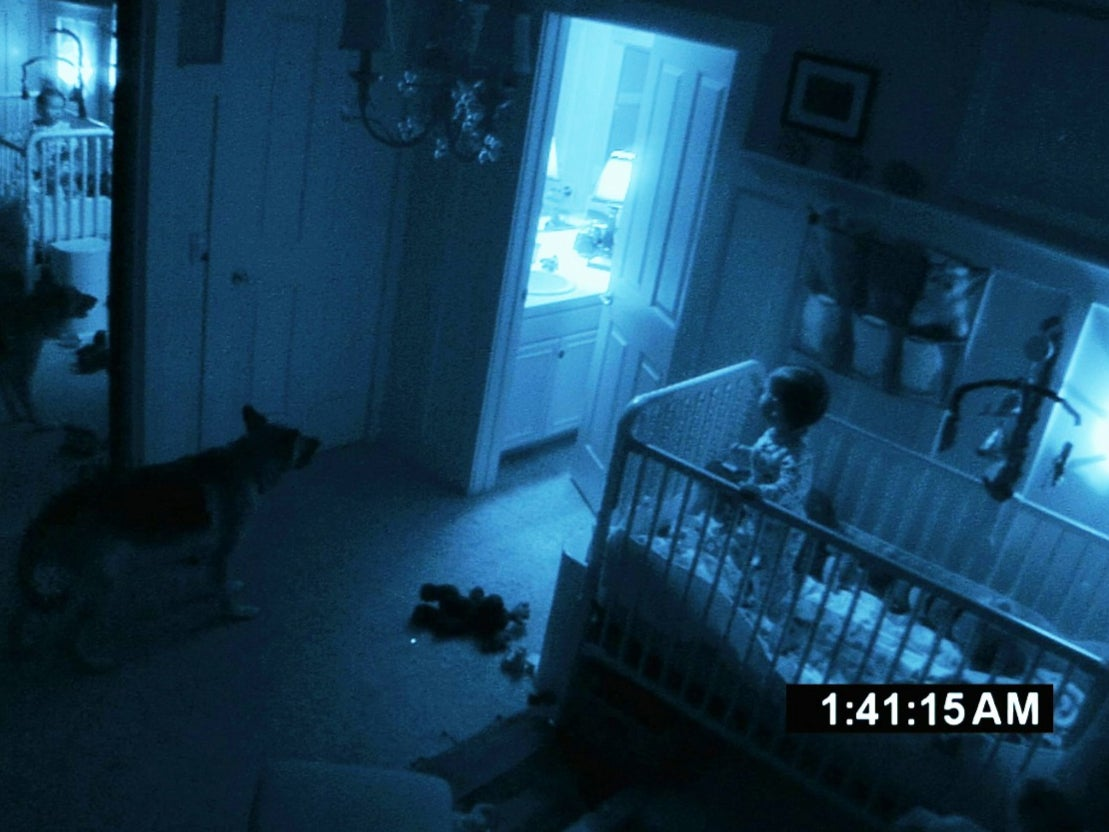 It's been 10 years since one of the best jump scares of all time