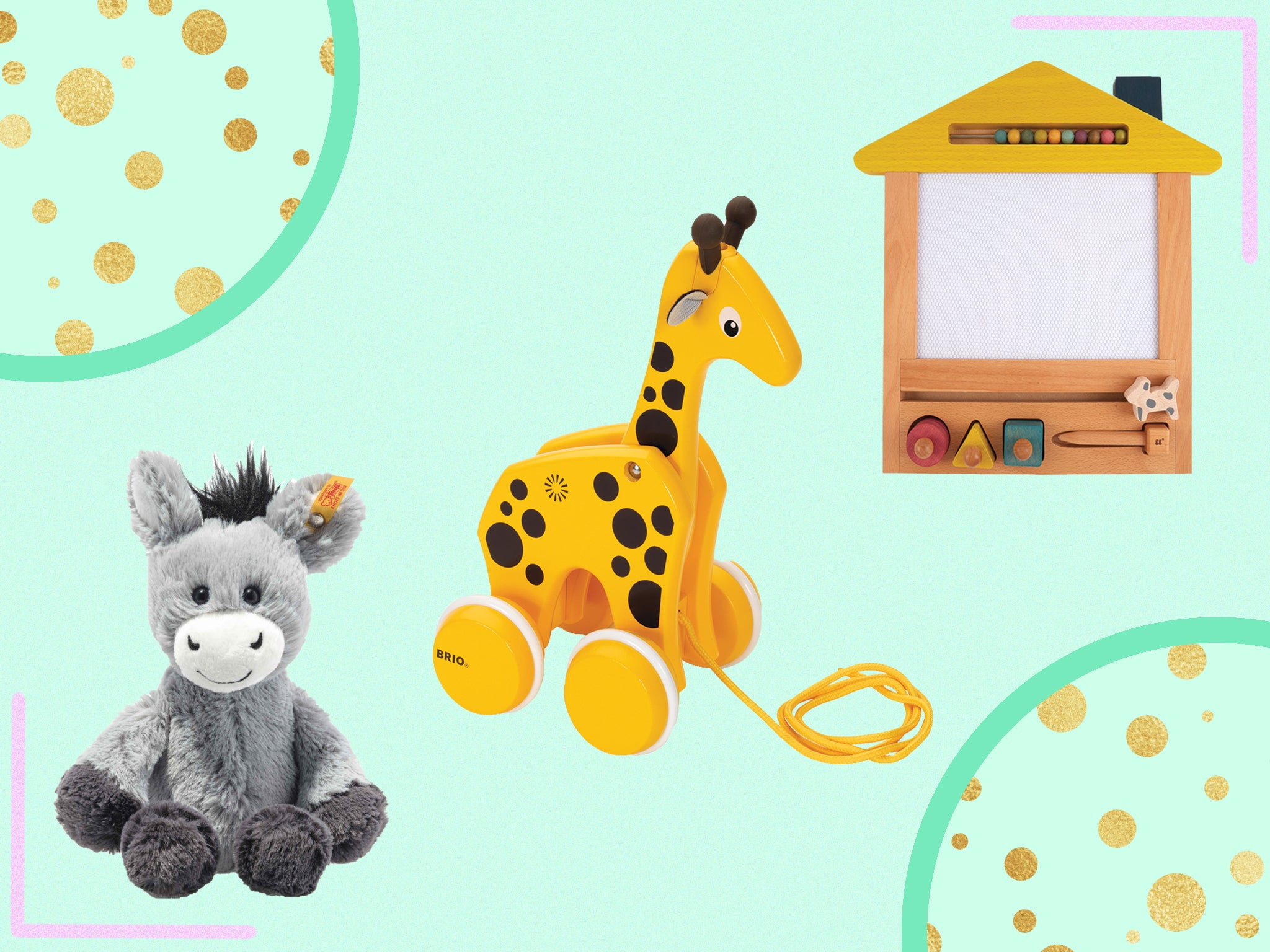 Best Gifts For 2 Year Olds 2020 That Are Fun And Encourage Learning The Independent