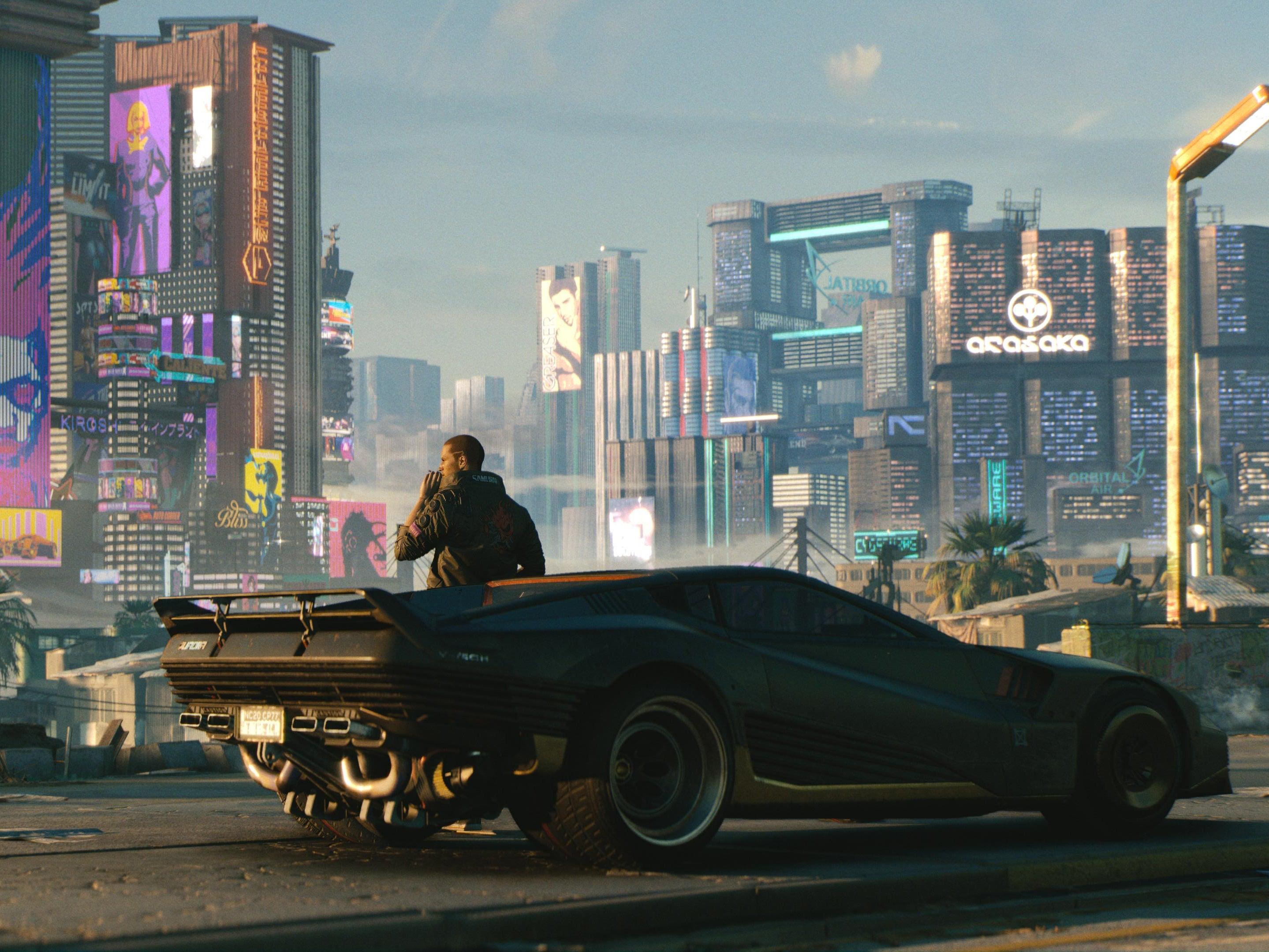 Cyberpunk 2077 delayed again until 10 December