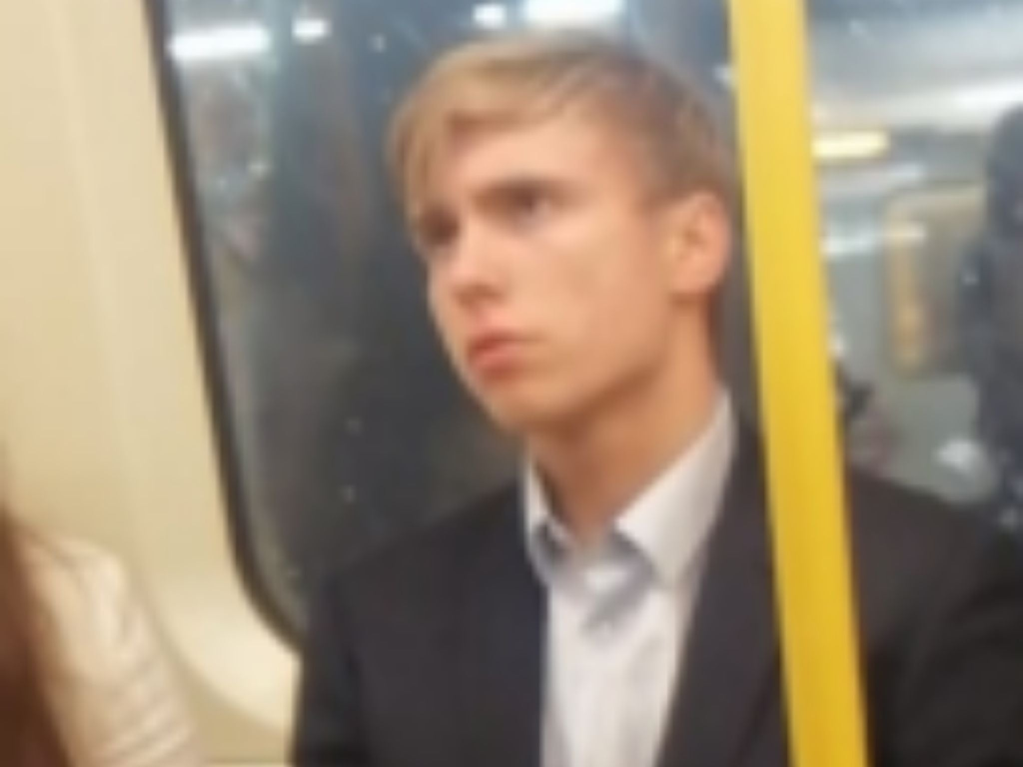 NHS worker punched and thrown from Tube train after confronting passengers for not wearing masks