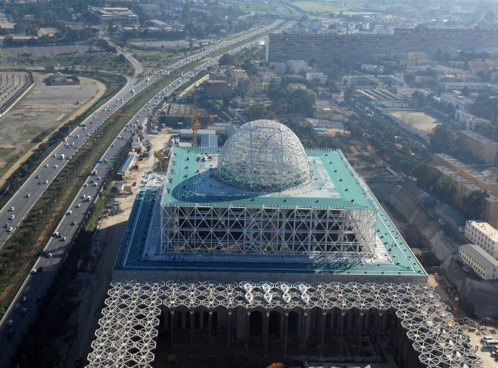 Algeria Mosque
