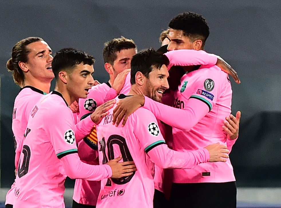 juventus vs barcelona five things we learned as ousmane dembele delivers champions league win the independent juventus vs barcelona five things we