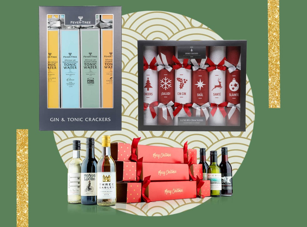 Best Alcohol Christmas Crackers 2020 Gin Whisky And Wine The Independent