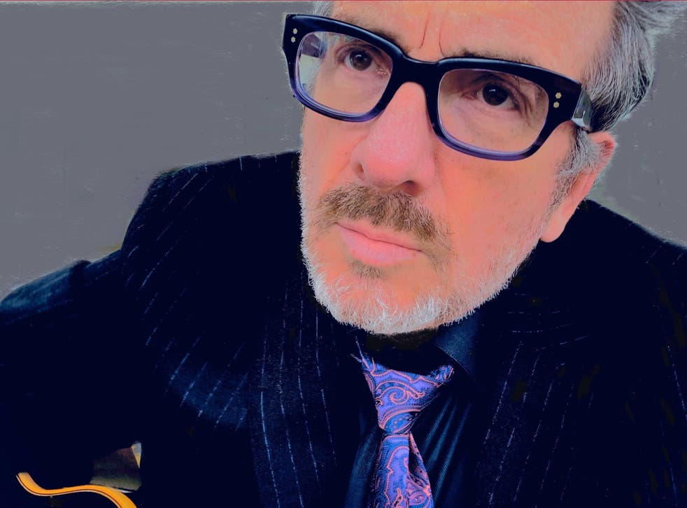 <p>Elvis Costello: 'I'm in a little cabin on Vancouver Island going, where did the world go?'</p>