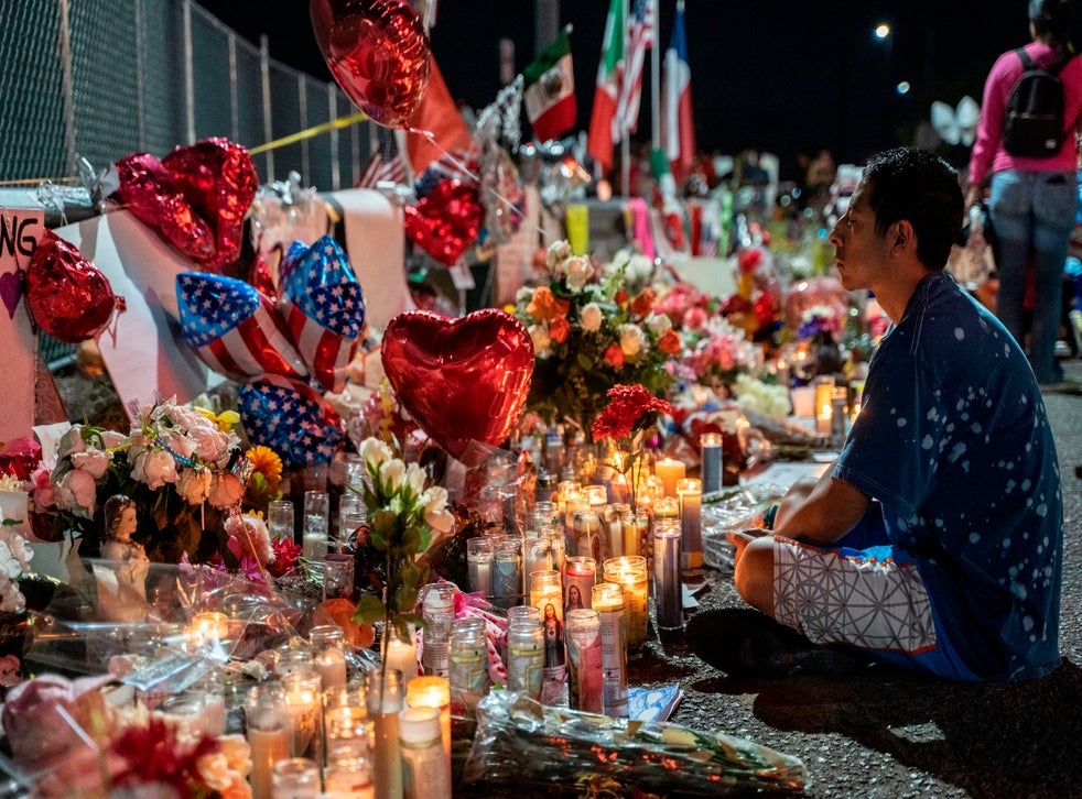 <p>Twenty three were killed in a mass shooting in El Paso, Texas, on August 2 2019</p>