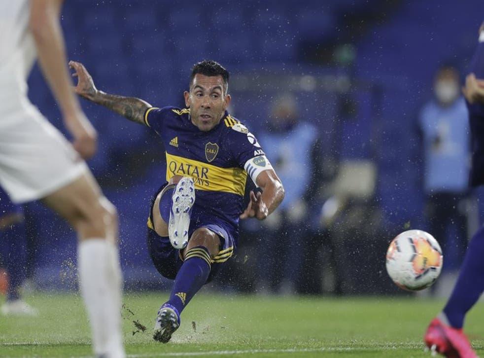 El fútbol local se había interrumpido a principios de marzo, unos días antes de que el gobierno argentino decretara la cuarentena.