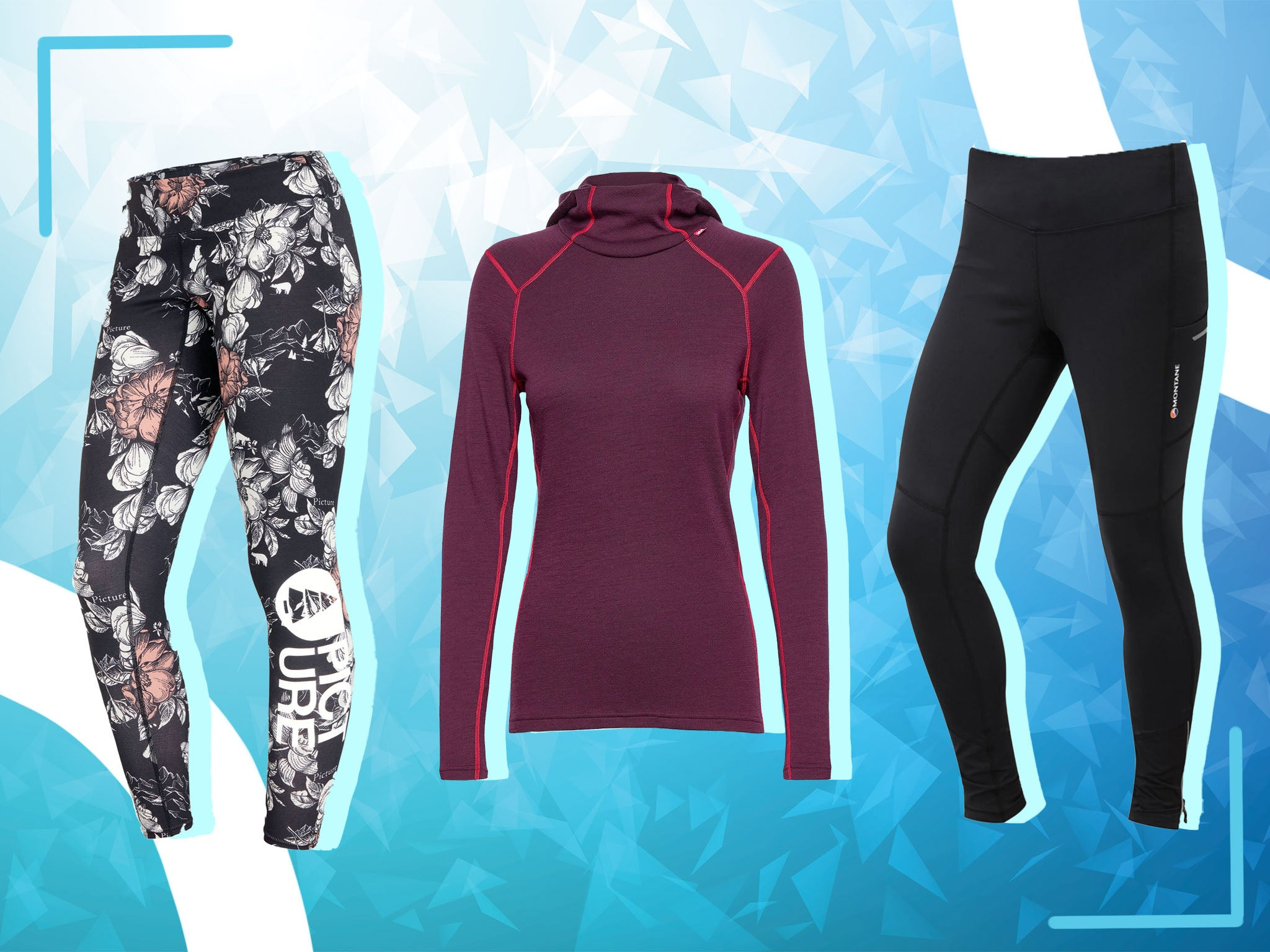 Best women's ski base layers 2020/2021 | The Independent
