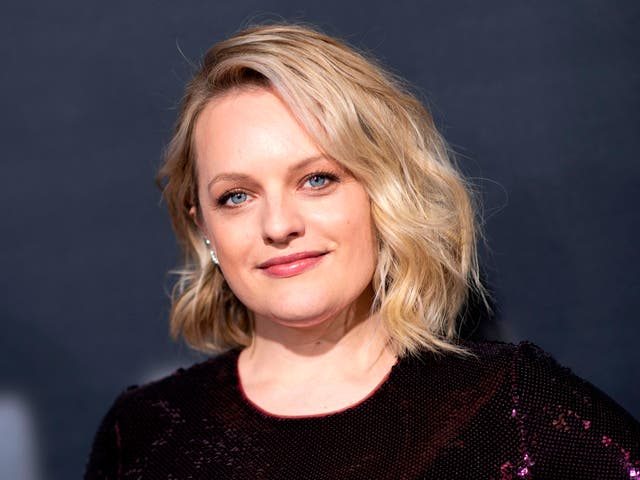<p>Elisabeth Moss: 'It's just about telling honest stories about women. That's my guiding principle'</p>