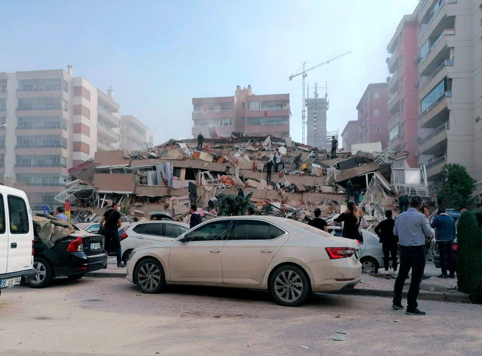 turkey earthquake - photo #1