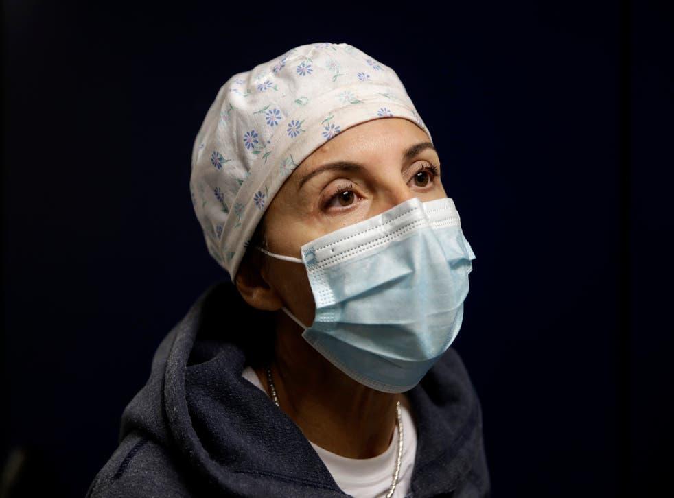 Virus Outbreak A Nurse Nightmare