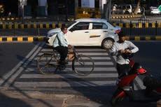 India continúa con tendencia a la baja en contagios de COVID-19