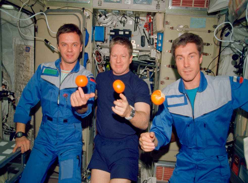 Living in Space 20 Years