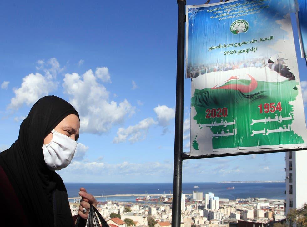 Algeria Referendum