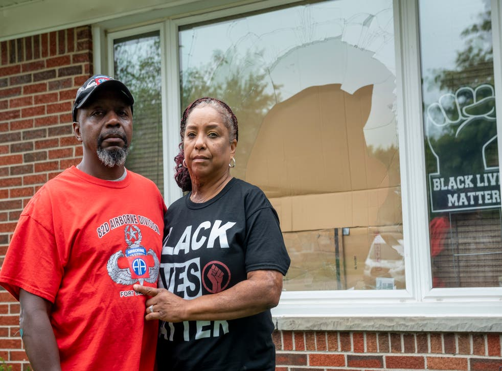 Election 2020 Black Anxiety