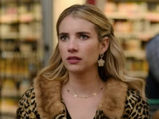 Holidate Netflix Christmas Film Starring Emma Roberts Is Getting Very Mixed Reactions The Independent