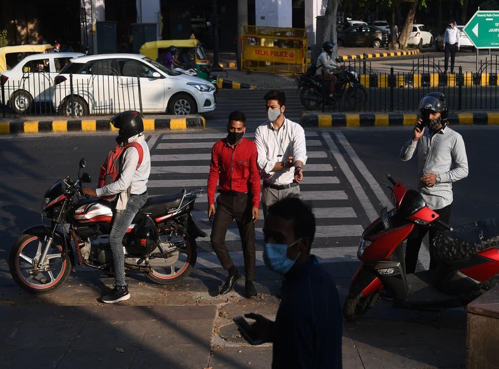 <p>La India continúa a la baja con las infecciones por coronavirus.</p>