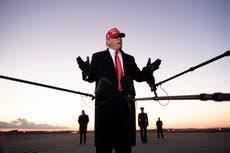Trump podría 'sabotear' la transición si pierde las elecciones