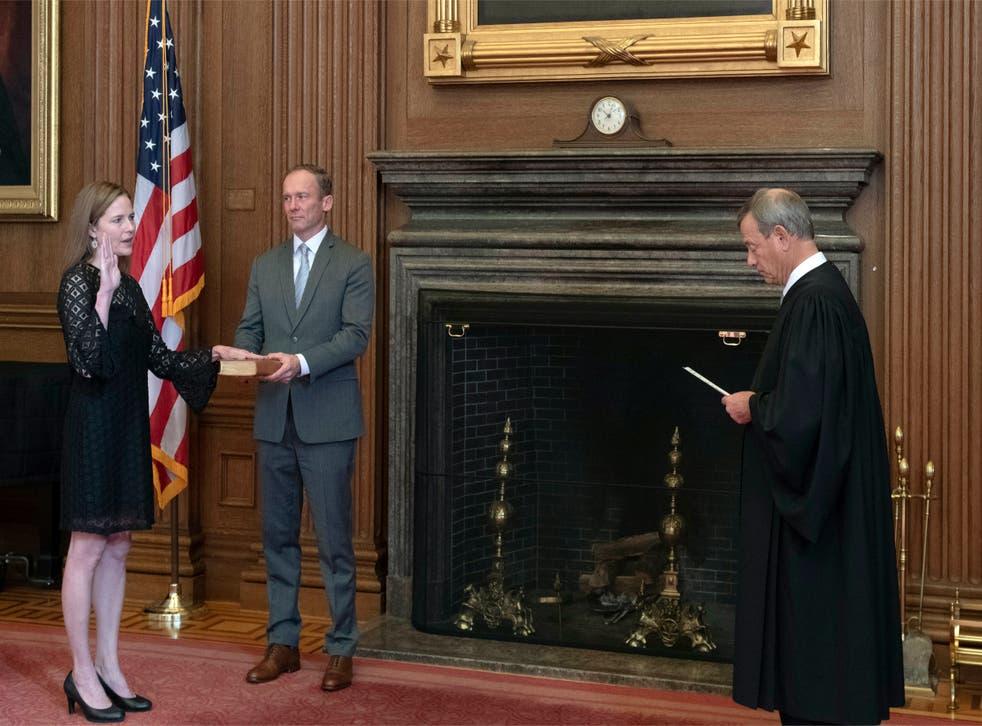 Supreme Court Barrett