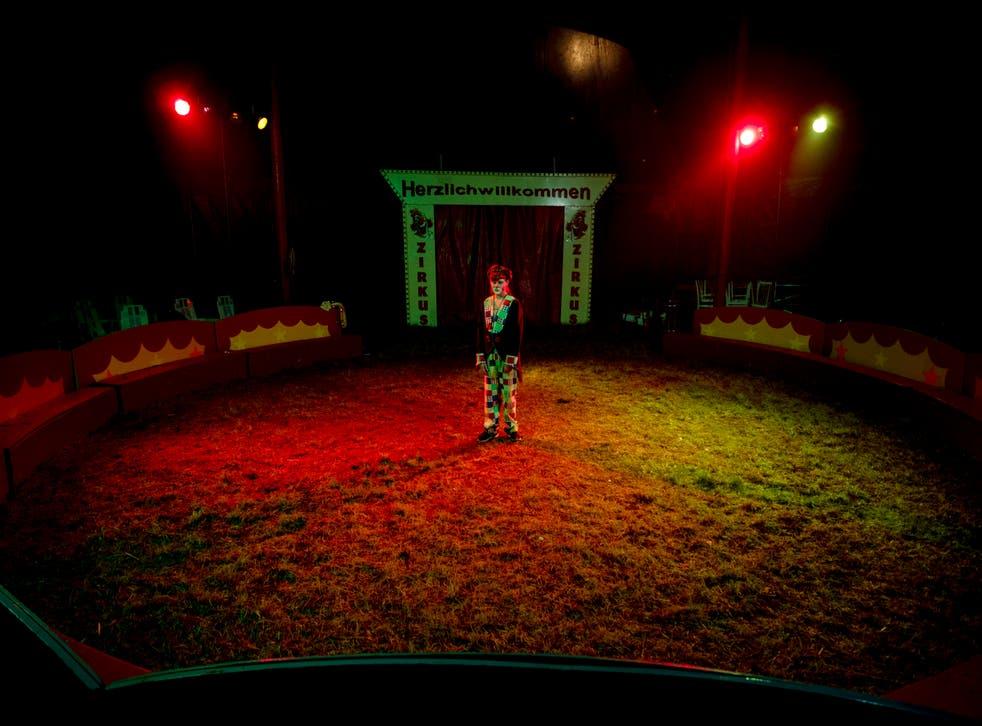 APTOPIX Virus Outbreak Germany Circus Photo Gallery