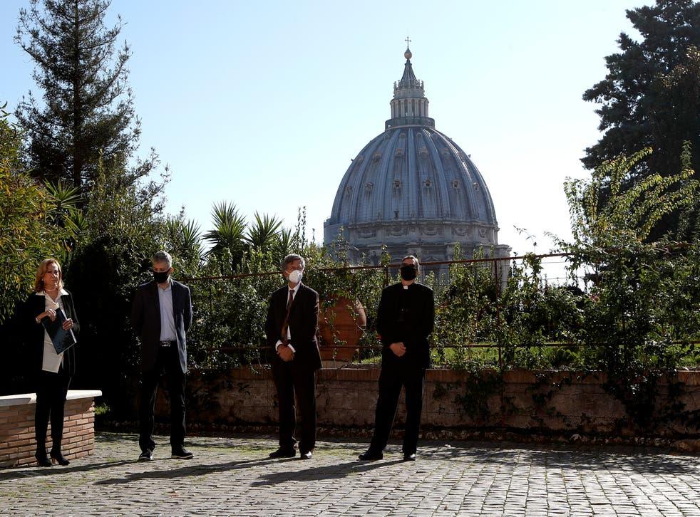 Vatican Kineo Prize