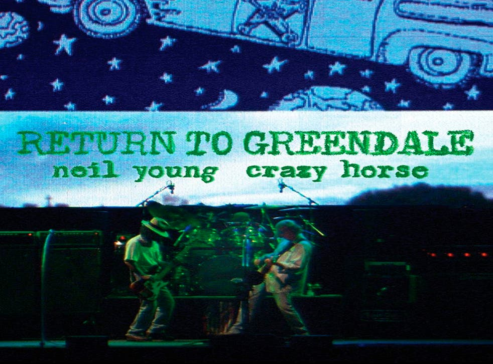 Music Review - Neil Young